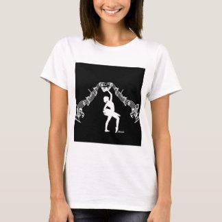 Camiseta Teatro, dança, & música