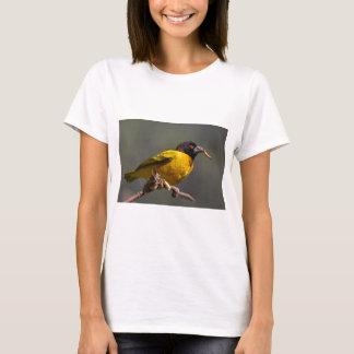 Camiseta Tecelão da vila no ramo