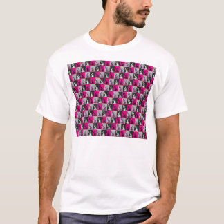 Camiseta techno trippy viquingue