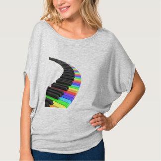Camiseta Teclado de piano