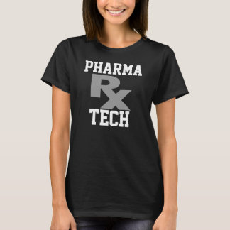Camiseta Técnico da farmácia