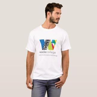Camiseta Tecnologia da informação da faculdade do passeio