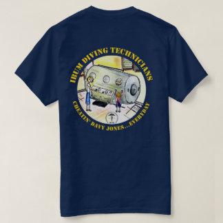 Camiseta Tecnologia Davy Jones de IUBUM