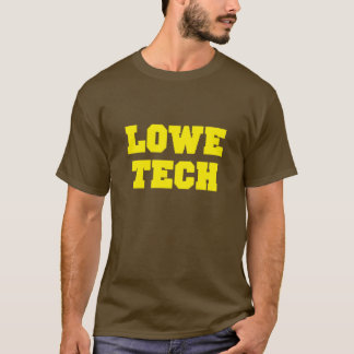 Camiseta Tecnologia de Lowe