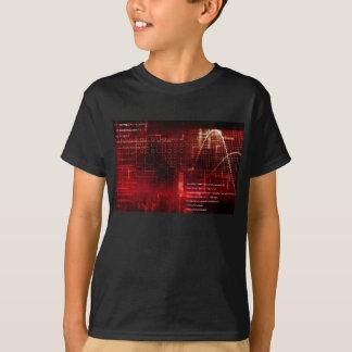 Camiseta Tecnologia disruptiva do corpo humano e da mente