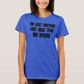 Camiseta Tecnologia do veterinário - melhores doutores