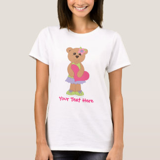 Camiseta TeddyBear bonito