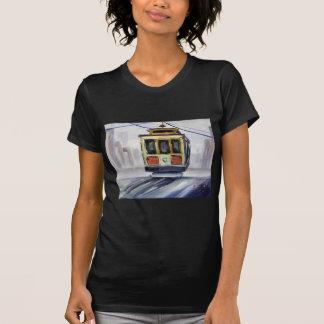 Camiseta Teleférico de San Francisco
