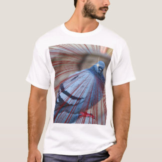 Camiseta *teleports atrás do u*