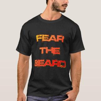Camiseta Tema a barba