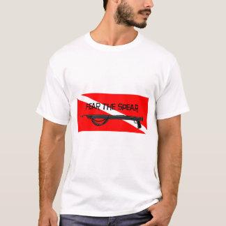 Camiseta Tema a lança