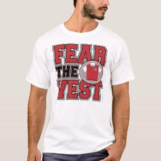 Camiseta Tema a veste