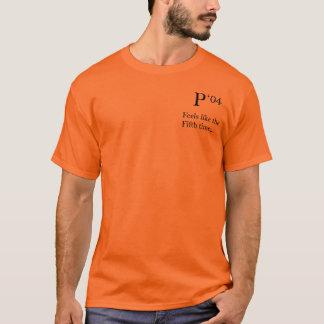 Camiseta Tema alternativo dos Reunions 2009