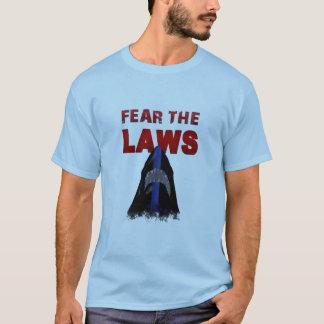 Camiseta Tema as LEIS