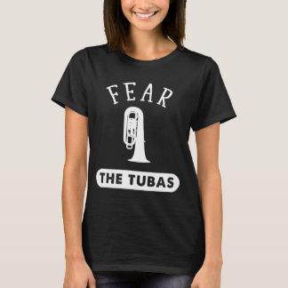 Camiseta Tema as tubas