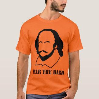Camiseta Tema o bardo