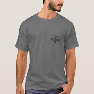 Camiseta Tema o que você nunca se transformará - regimento