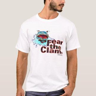 Camiseta Tema os moluscos