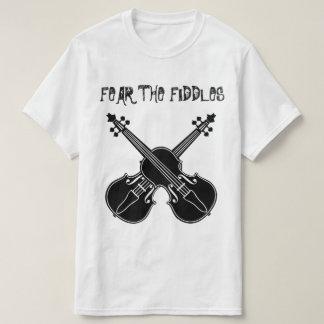 Camiseta Tema os violinos