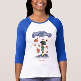 Camiseta Tempestade de cérebro! T-shirt do basebol das
