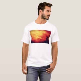 Camiseta Tempestade Infernal #2 por KLMjr