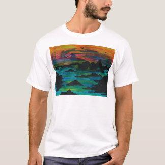 Camiseta Tempestade na distância