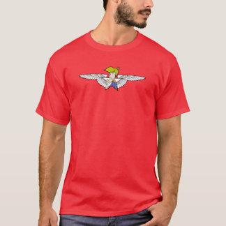 Camiseta Tempestade voada