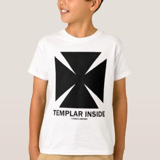 Camiseta Templar para dentro