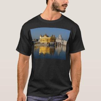 Camiseta Templo dourado