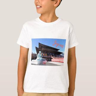 Camiseta Templo em Tokyo, Japão