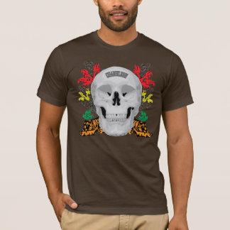 Camiseta Templo floral