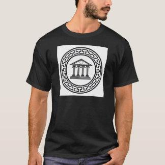 Camiseta Templo grego