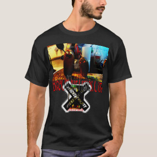 Camiseta Tempo ao #Escape do #Boogie e do #FreeThePickle