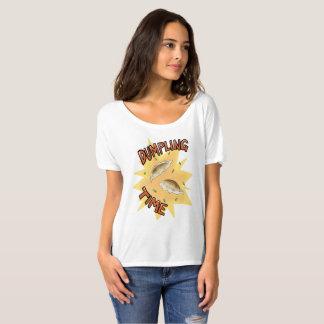 Camiseta Tempo da bolinha de massa