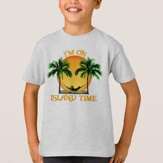 Camiseta Tempo da ilha