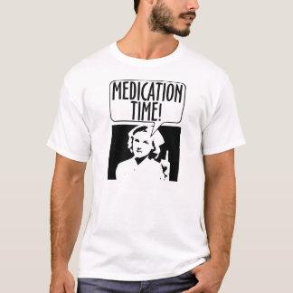 Camiseta Tempo da medicamentação!
