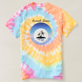 Camiseta Tempo da praia