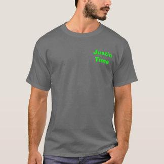 Camiseta Tempo de Justin
