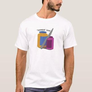 Camiseta Tempo de Sammich
