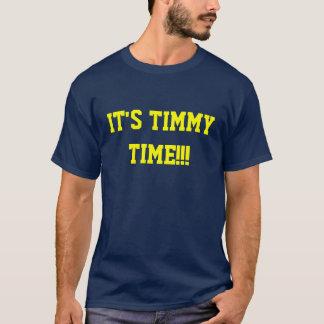 Camiseta Tempo de Timmy
