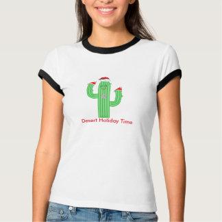 Camiseta Tempo do feriado do deserto