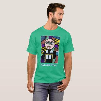 Camiseta Tempo do pai - verde - partes do tempo