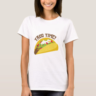 Camiseta Tempo do Taco