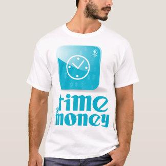Camiseta Tempo é dinheiro