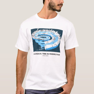 Camiseta Tempo Geological na perspectiva (idade Geological)