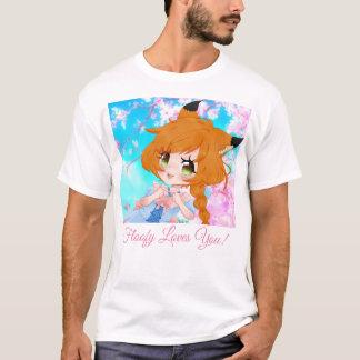 Camiseta tempo ~Spring Floofy do 🌷! (🌷 do ~ do t-shirt