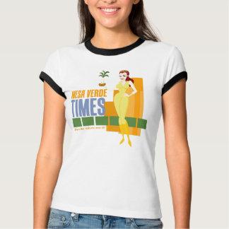 Camiseta Tempos do Mesa Verde para meninas