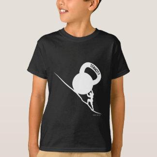 Camiseta Tenacidade de Sisyphus Kettlebell
