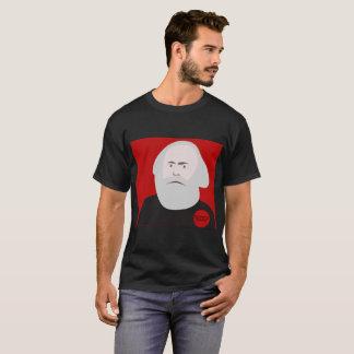 Camiseta tendência da taxa de lucro cair