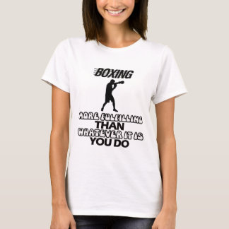 Camiseta Tendendo o DESIGN do encaixotamento
